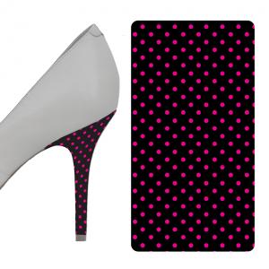 dots_black_and_hot_pink