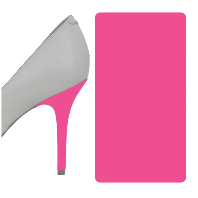 Bubble Gum heel wrap