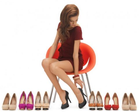 5 ridiculous myths about high heels