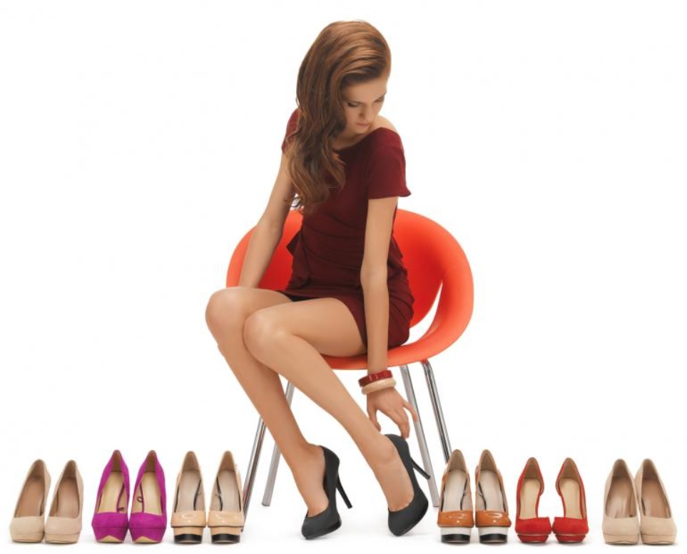Ridiculous Myths About Wearing High Heels