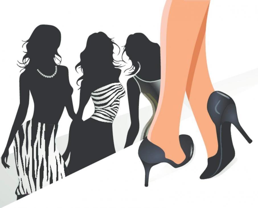 Tall Girls Heels