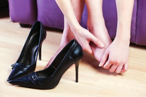 Surviving High Heel Hangover – Foot Care