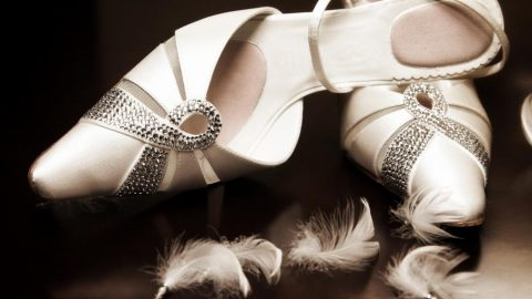 Bejeweled High Heels – Dazzling All The Way